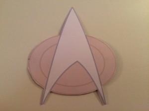 Trek front card
