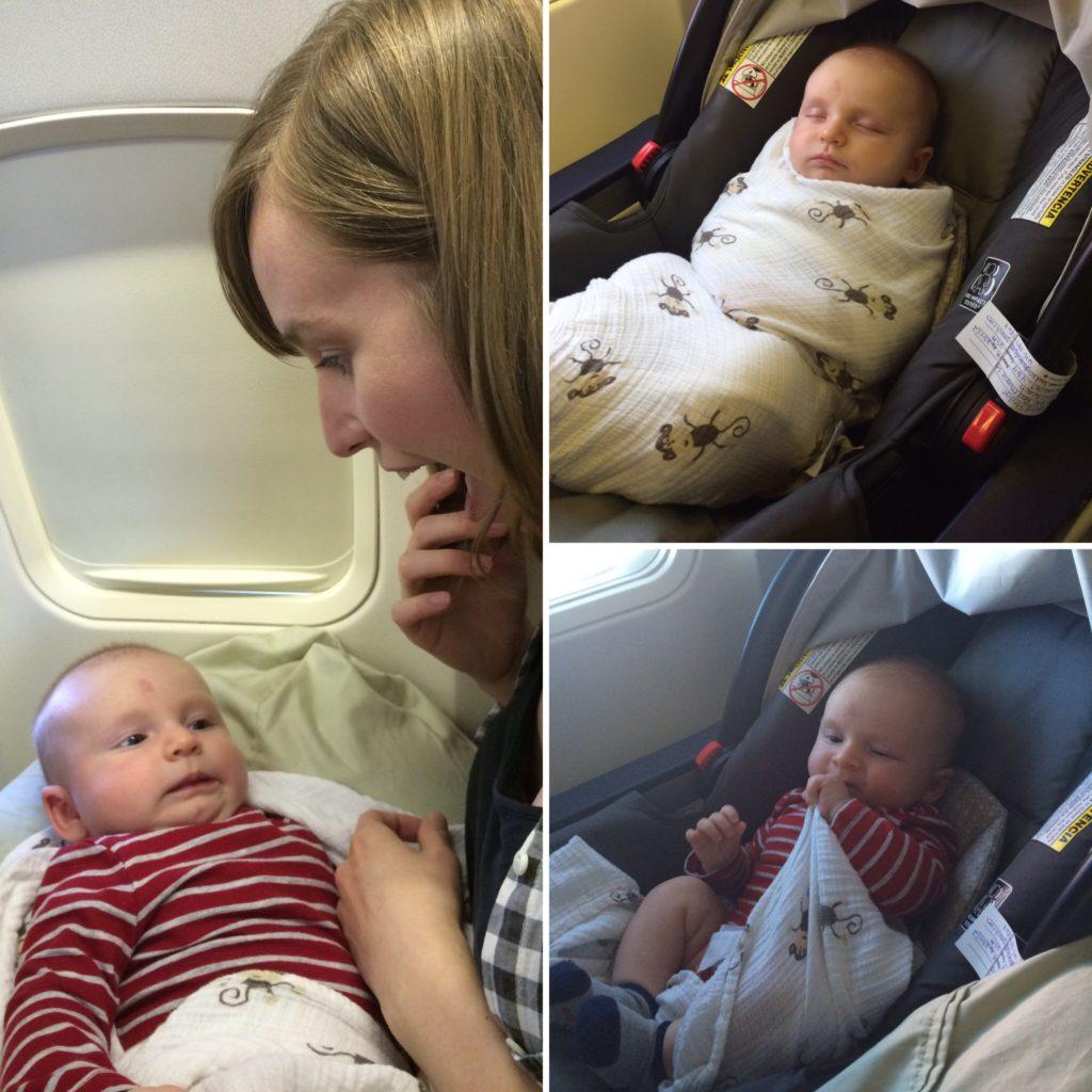 Denver's First Flights